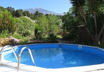 1 bedroom Villa for rent in Icod de los Vinos