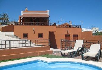 3 bedroom Villa for rent in Guimar