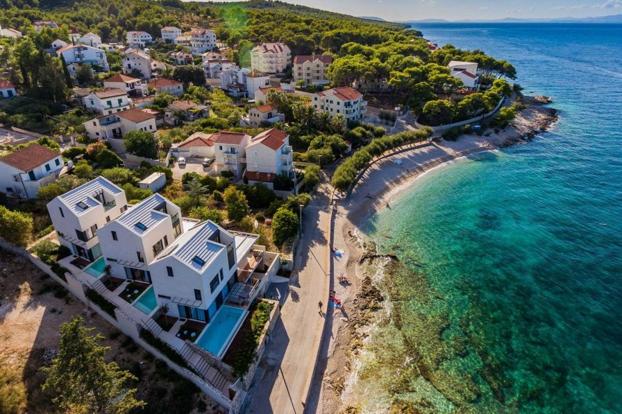 Villa in Croatia, Sutivan