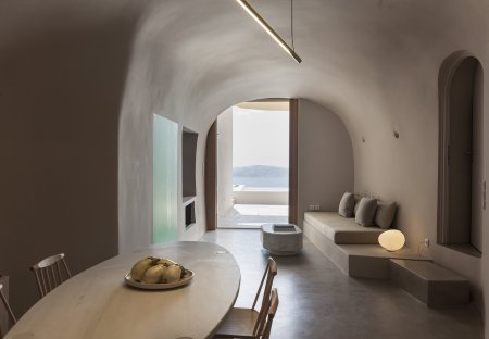 Villa in Thera, Santorini