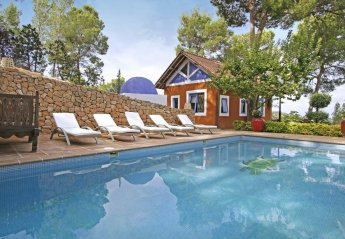 6 bedroom Villa for rent in Sant Josep de sa Talaia