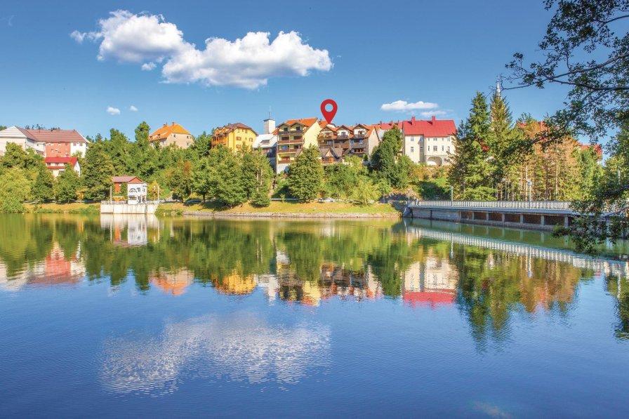 Apartment in Croatia, Fužine