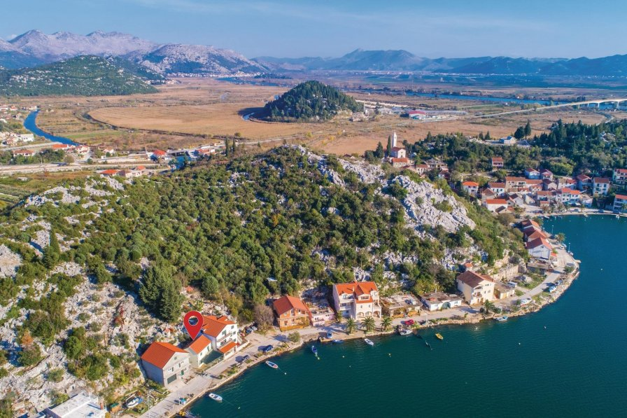 Villa in Croatia, Rogotin