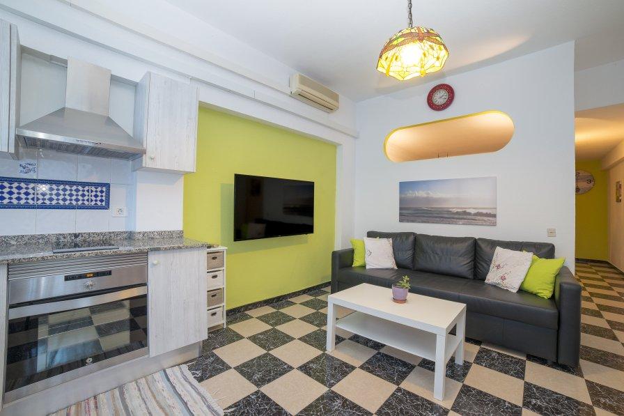 Apartment in Spain, San Agustín