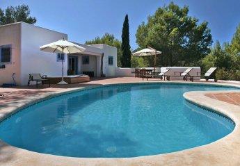 5 bedroom Villa for rent in Sant Josep de sa Talaia