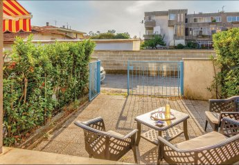 2 bedroom Villa for rent in Viareggio
