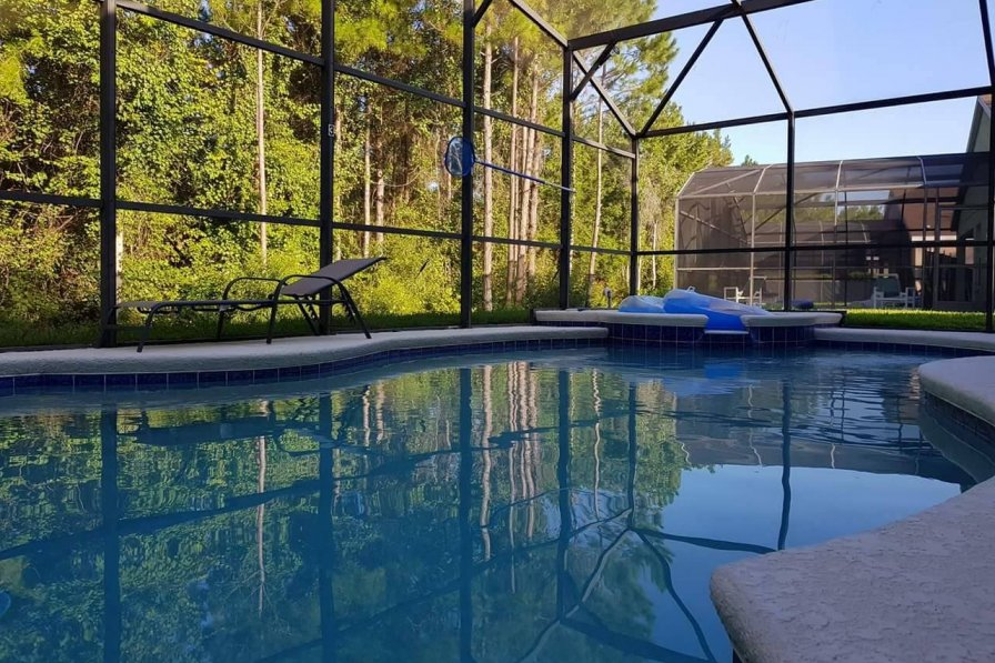 Villa To Rent In Sandy Ridge Florida With Private Pool
