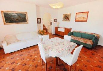 3 bedroom House for rent in Massa Lubrense