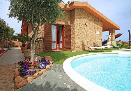 Villa in Costa Paradiso, Sardinia