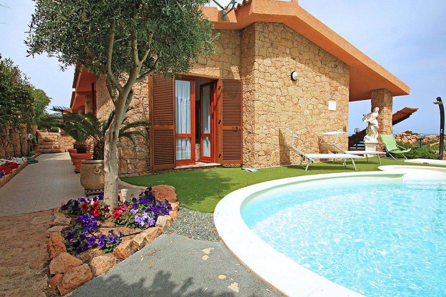 Villa in Italy, Costa Paradiso
