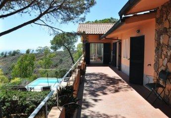 5 bedroom Villa for rent in Capoliveri