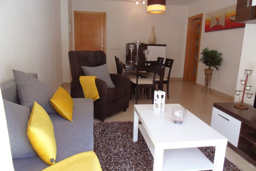 Apartment in Spain, Nerja: