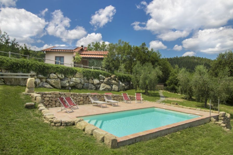 Owners abroad Casa la Selvolina
