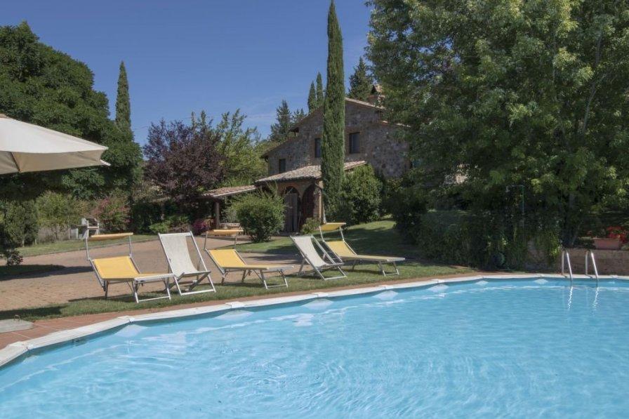 Villa in Italy, Proceno