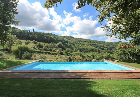 Apartment in Greve in Chianti, Italy