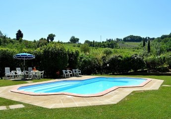 6 bedroom House for rent in Gambassi Terme