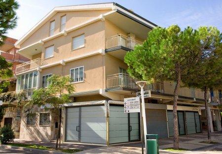 Studio Apartment in Cattolica, Italy