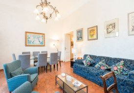 Apartment in Trastevere, Italy