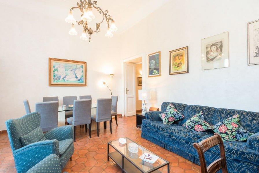 Apartment in Italy, Trastevere