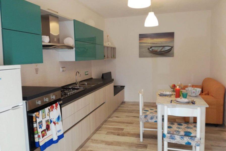 Apartment in Italy, La Caletta: dav