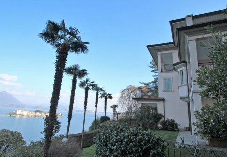 Apartment in Baveno, Italy