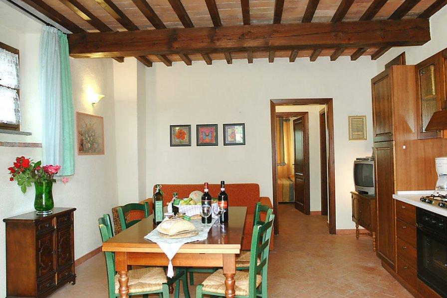 Apartment in Italy, Montecatini Val di Cecina