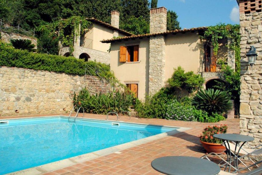 Villa in Italy, Librizzi