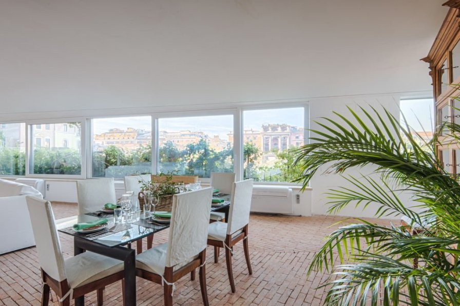 Apartment in Italy, Villa Borghese