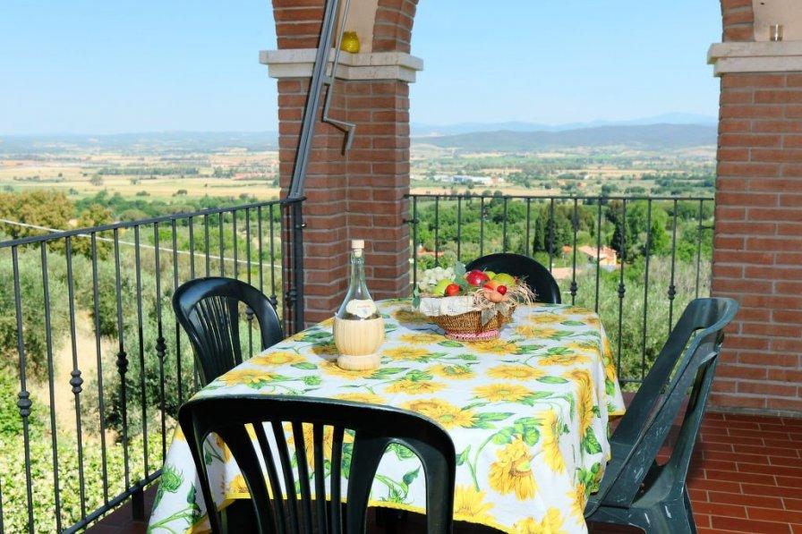 Villa in Italy, Il Fontino