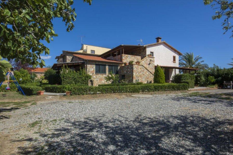 Villa in Italy, Bibbona