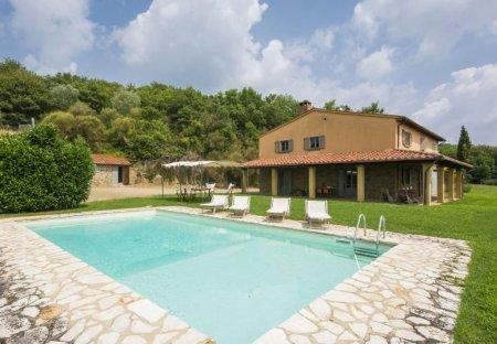 Villa in Civitella in Val di Chiana, Italy
