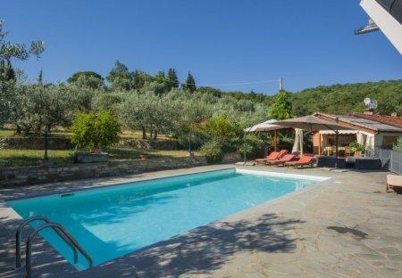 Villa in Pergine Valdarno, Italy