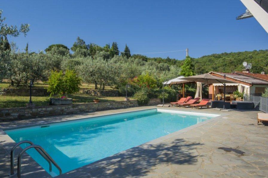Villa in Italy, Pergine Valdarno
