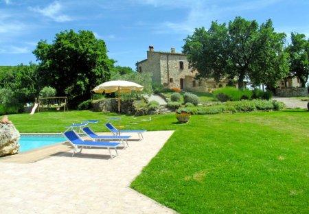 Villa in Gambassi Terme, Italy
