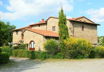 5 bedroom House for rent in Gaiole in Chianti