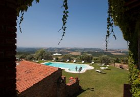 Villa in Rapolano Terme, Italy