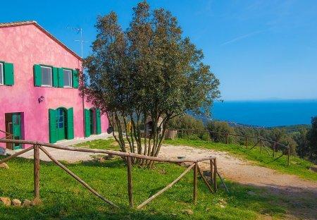 Villa in Livorno, Italy