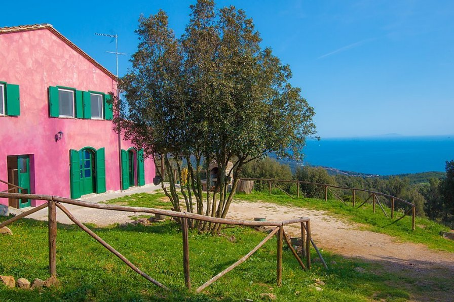 Villa in Italy, Livorno