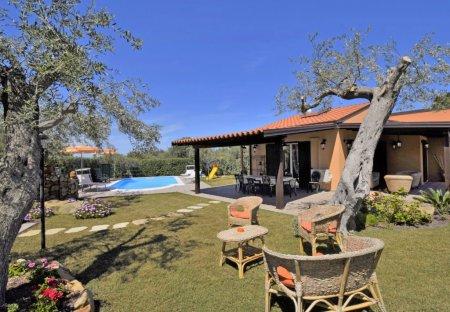 Villa in Capo, Sicily