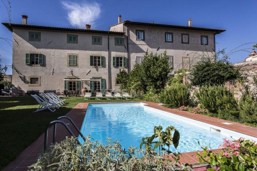 Villa in Italy, Cevoli