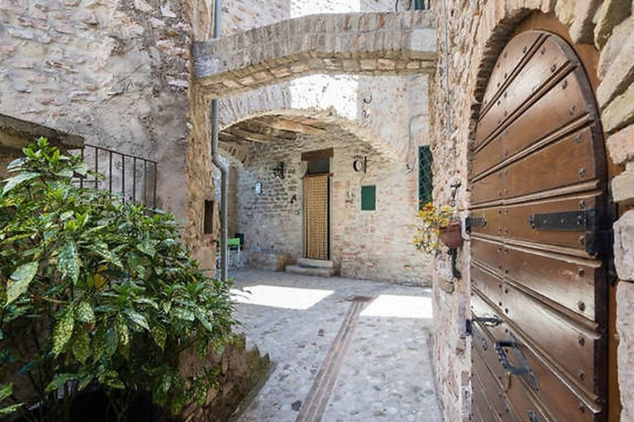 Apartment in Italy, Messenano