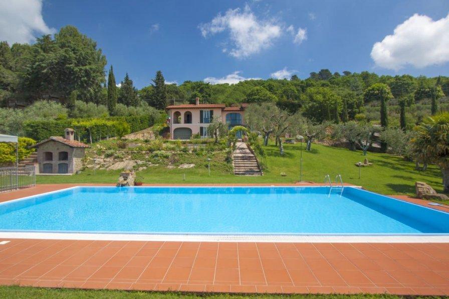Villa in Italy, Le Piagge