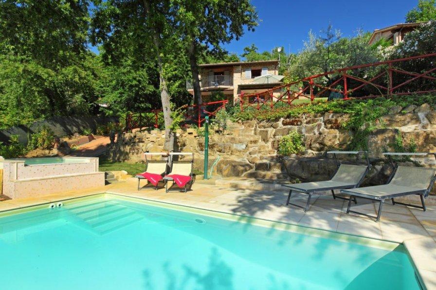 Villa in Italy, San Feliciano