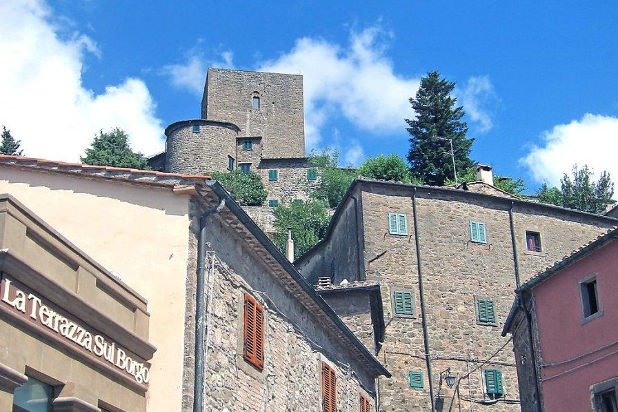 Villa in Italy, Montecatini Val di Cecina