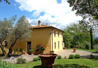 6 bedroom House for rent in San Gimignano