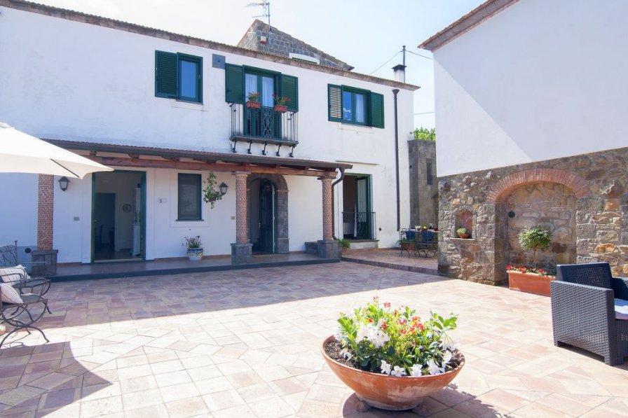 Villa in Italy, Arenaccia