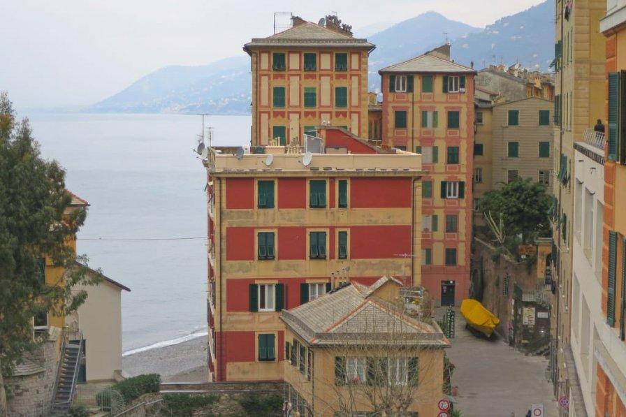 Apartment in Italy, Camogli: