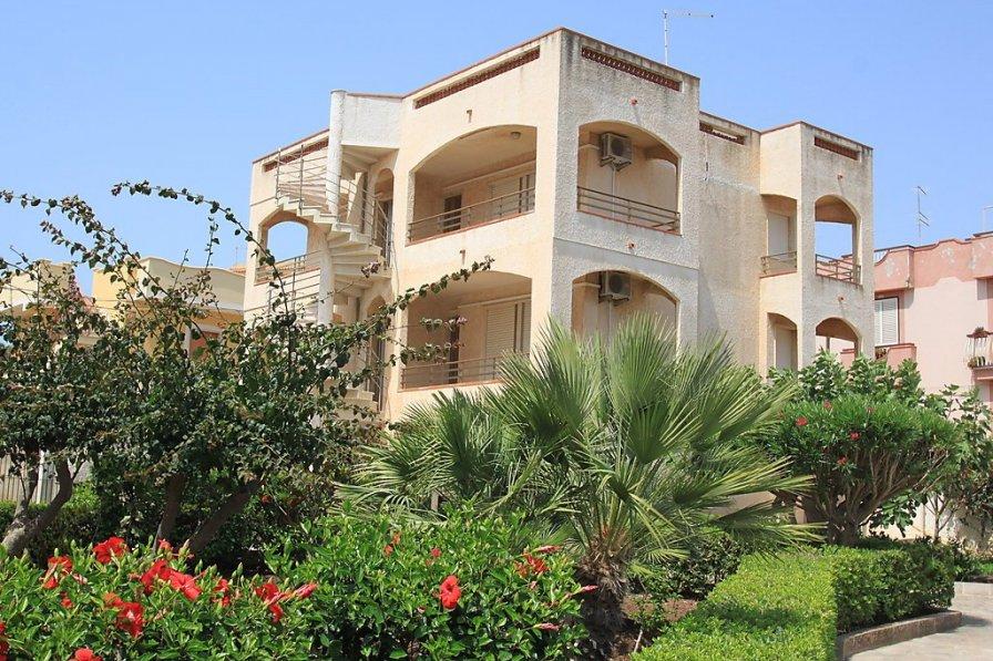 Apartment in Italy, Portopalo di Capo Passero