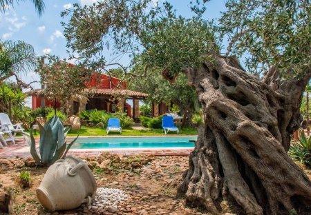 Villa in Menfi, Sicily