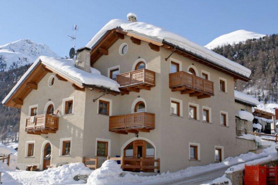 Apartment in Italy, Livigno